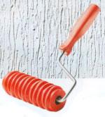 Как сделать декоративный валик для штукатурки своими руками